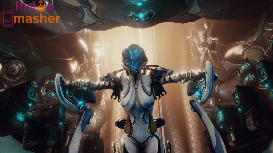The Gauss Warframe Will Launch At Full Speed This Week On PC