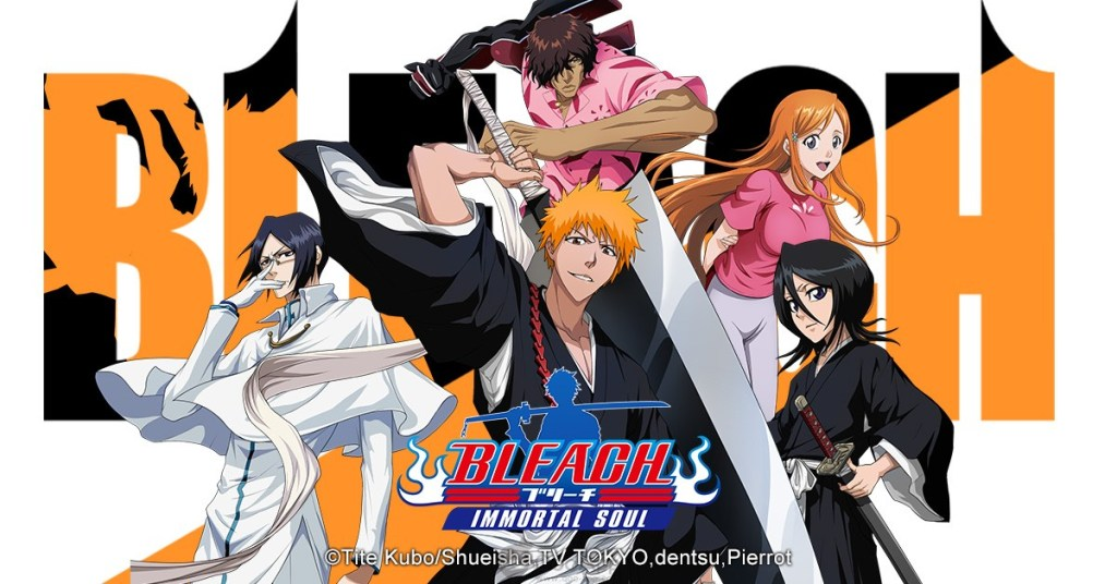 Bleach: Immortal Soul – A New Mobile RPG Approaching