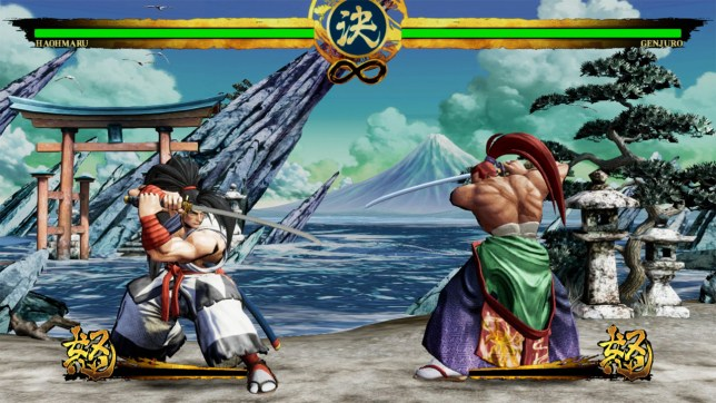 Samurai Shodown Will Arrive In Spring on PC Via the Epic Games Store