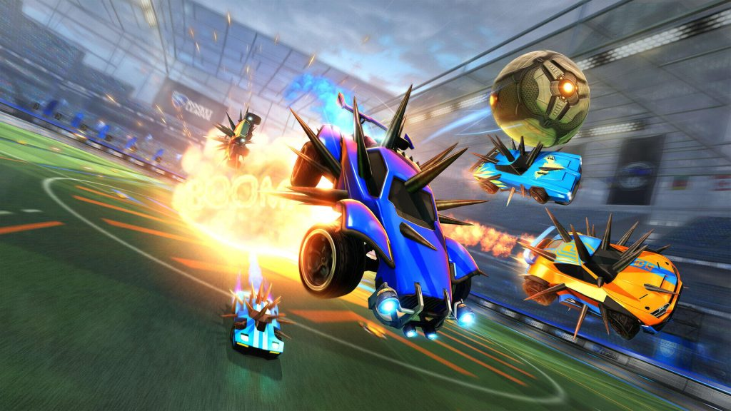 Rocket League's Spike Rush Mode Is Coming Back On April 2nd