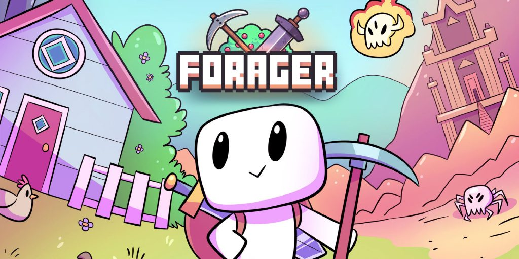 Forager Available On Xbox One And Windows 10 Devices