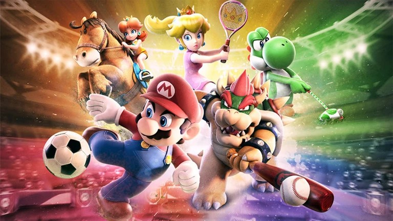 Mario Sports: The Trademark One Again Registered by Nintendo