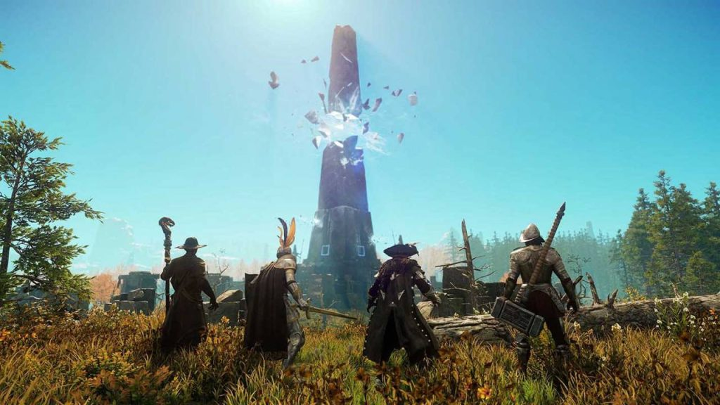 New World – The Release of the Game Delayed Until Spring 2021