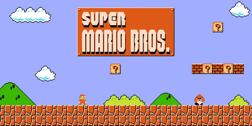 Super Mario Bros. – A Copy Sold For $114,000 At An Auction