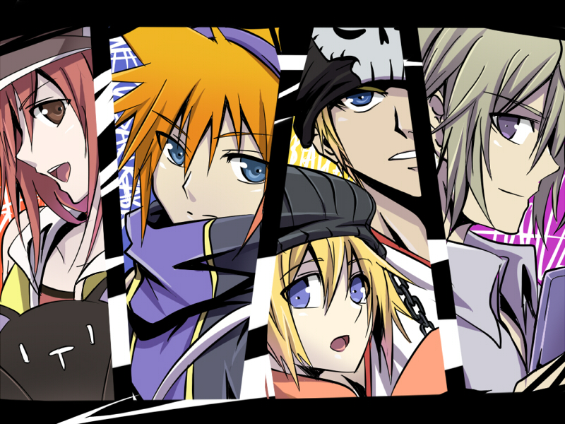 The World Ends With You The Animation Trailer Revealed