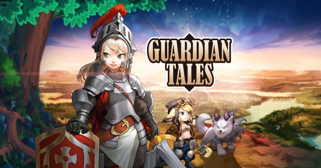 Guardian Tales World 5 Walkthrough