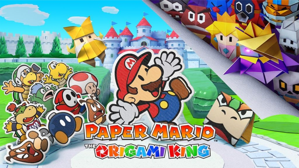 Paper Mario: The Origami King – Arriving to Nintendo Switch July 17