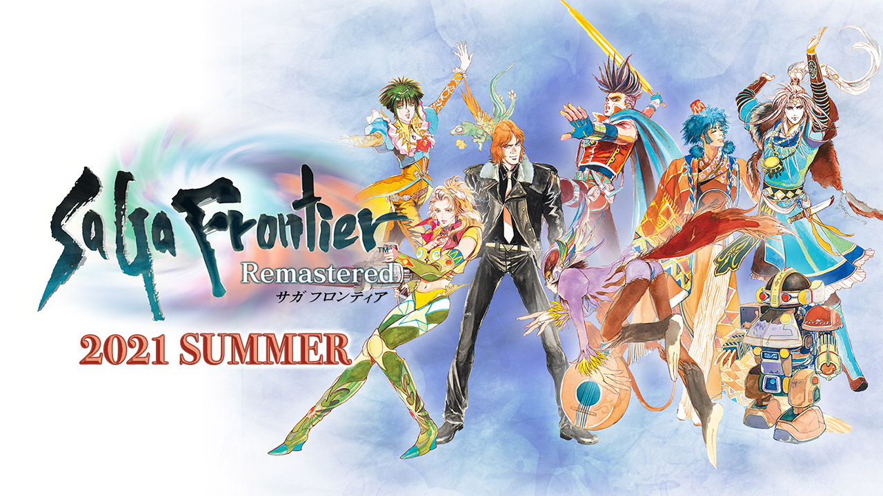 SaGa Frontier Remastered Launches Pre-Orders