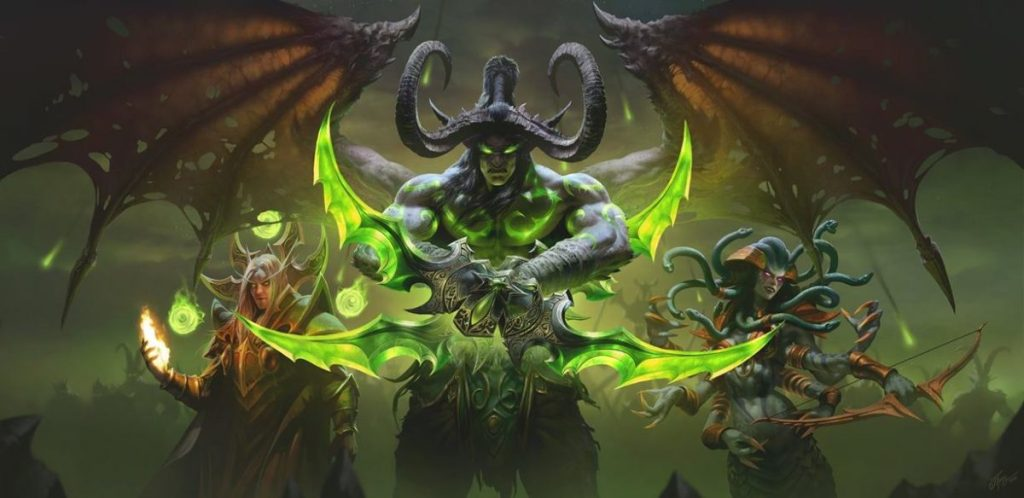 The Burning Crusade Classic Beta Is Live