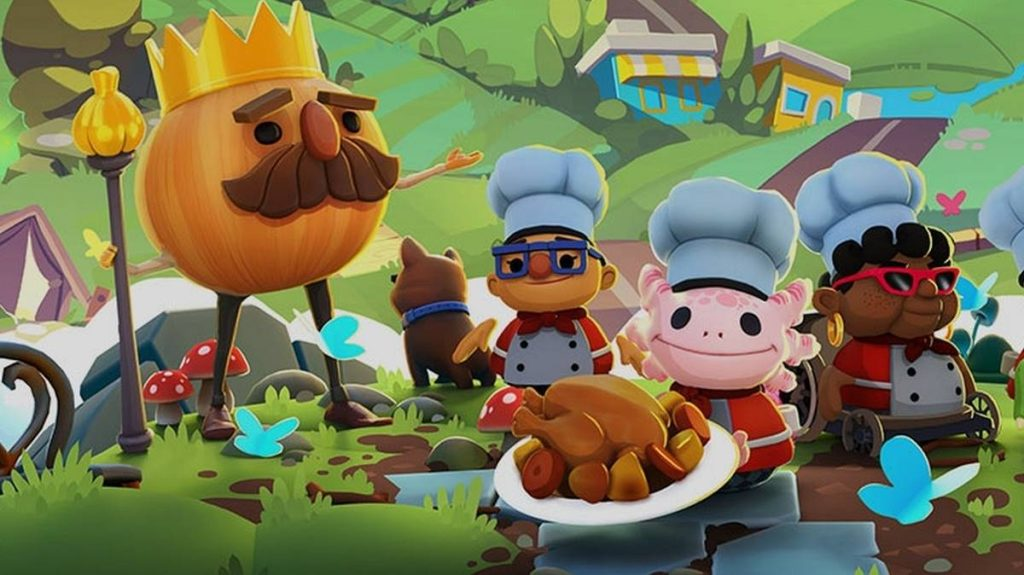 Overcooked! All You Can Eat Nintendo Switch – Launch Trailer